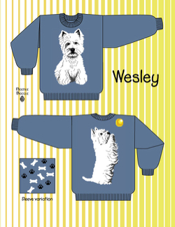 Wesley - West Highland White Terrier